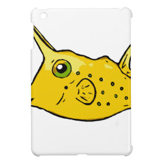 Longhorn Cowfish Cover For The iPad Mini