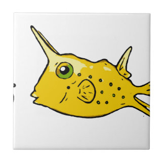 Longhorn Cowfish Tiles
