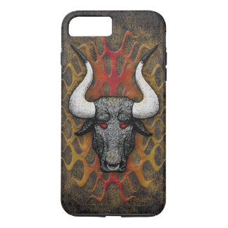 Longhorn Diablo iPhone 7 Plus, Tough Case