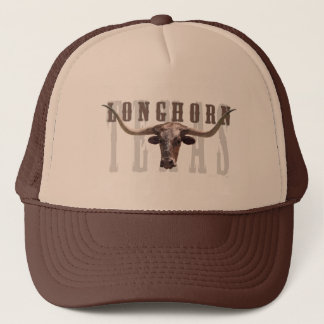Longhorn Head Hat