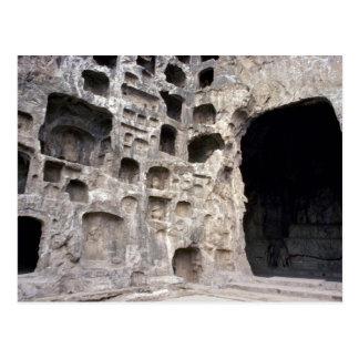 Longmen grottos, Luoyang, China Postcard