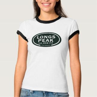 Longs Peak 14,259 FT CO Mountain T-Shirt
