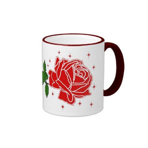 Longstemrose5 Coffee Mug