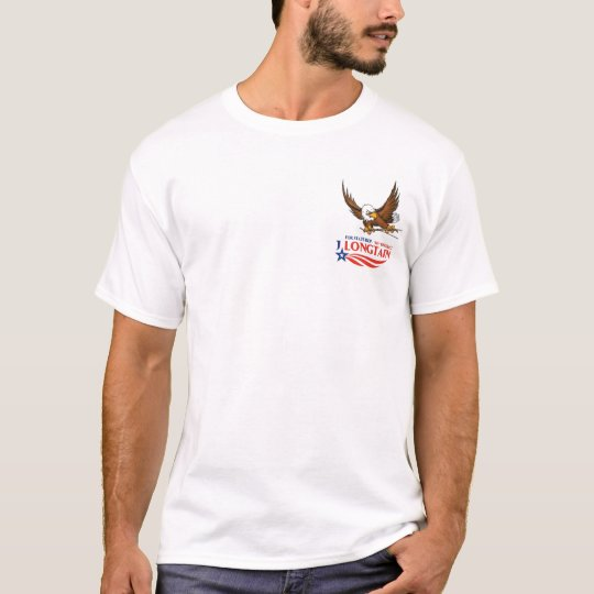 Longtain for State Rep. T-Shirt
