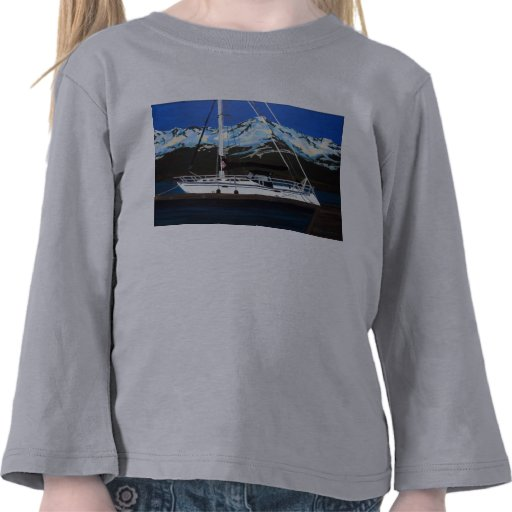 longue douille de justice t-shirts
