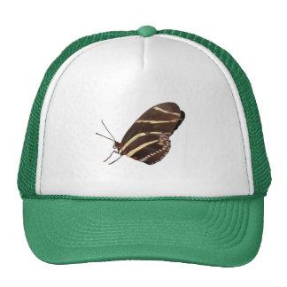 Longwing Zebra Butterfly Trucker Hat