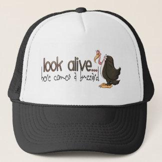 Look Alive Buzzard cartoon hat