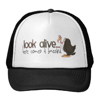 Look Alive Buzzard cartoon hat