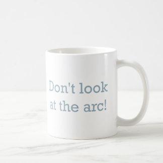 Look / Arc! Coffee Mug