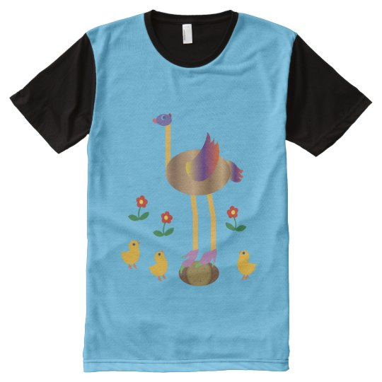Look at My Egg ! All-Over-Print T-Shirt