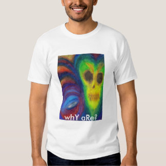Look Behind You, whY aRe? Tee Shirts