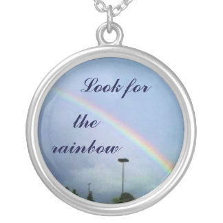 LOOK FOR THE RAINBOW necklace
