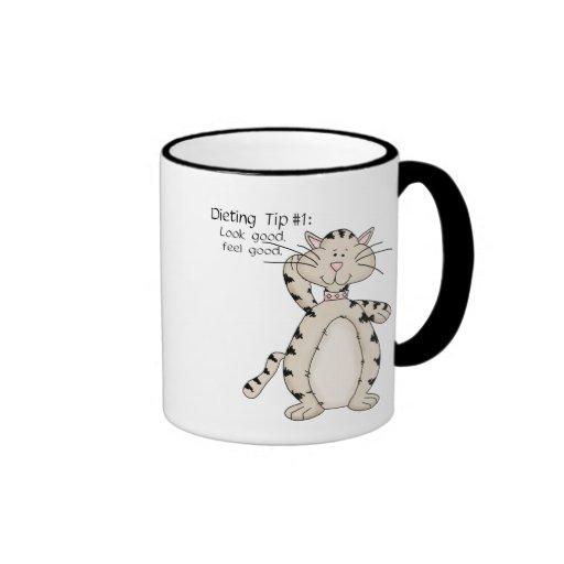 Look Good, Feel Good - Ringer Mug