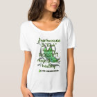 """""""Look"""" healthy/Butterfly...Lyme T-Shirt"""