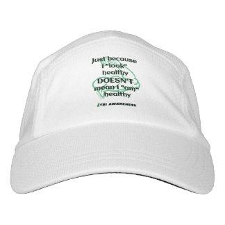 """""""Look"""" healthy/Muscle...TBI Headsweats Hat"""