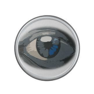 Look into my eye speaker