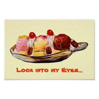 Look into my Eyes... Poster