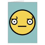 Look of Disapproval Card
