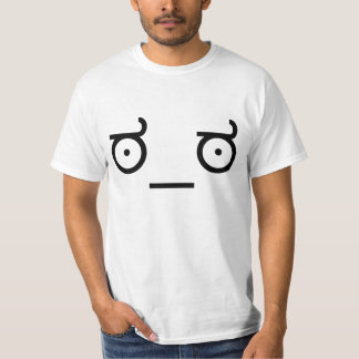 Look of Disapproval Meme T-Shirt