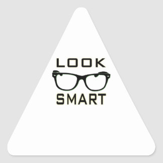 Look Smart Stickers