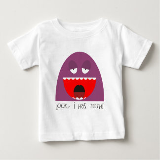 Look,  Teeth! Baby T-Shirt