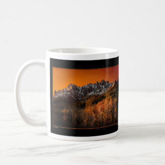Look to the wonder...Inspirational Classic White Coffee Mug