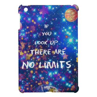 Look up and you see the wonder surrounds us iPad mini cases