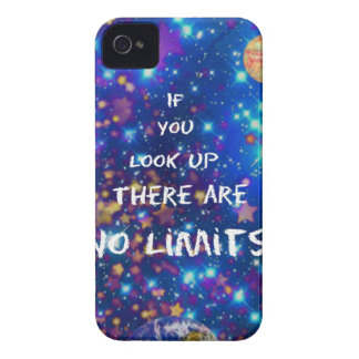 Look up and you see the wonder surrounds us iPhone 4 Case-Mate case