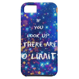 Look up and you see the wonder surrounds us iPhone 5 cover