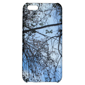 Look Up - Blue iPhone 5C Cover