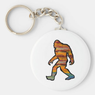 LOOK VERY CLOSELY BASIC ROUND BUTTON KEYCHAIN