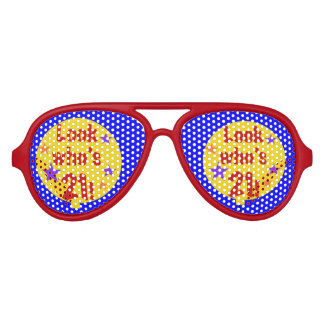 Look Who's 21st Birthday Party Shades