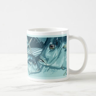 Lookdown Fish Mug