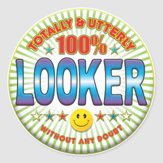 Looker Totally Sticker