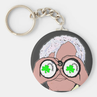 Lookin at Lucky Keychain