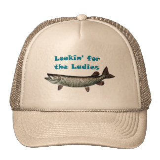 Lookin' for the Ladies Trucker Hat