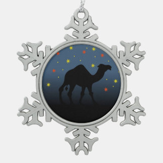 Looking for a Star Pewter Snowflake Ornament