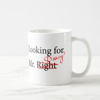 Looking for Mr Darcy Coffee Mug