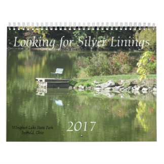Looking for Silver Linings 2017 Calendar