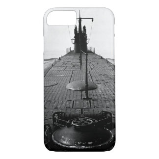 Looking forward along deck from_War Image iPhone 7 Case