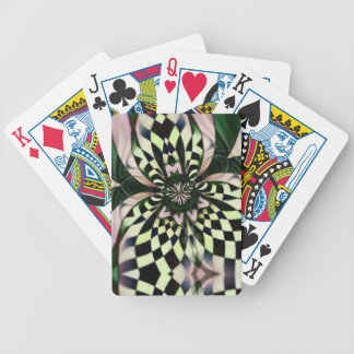 Looking Glass check on a deck of cards