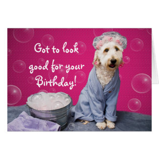 Looking good for your Birthday - Kati's Collection Card