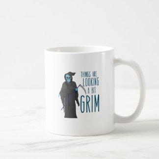 Looking Grim Coffee Mug
