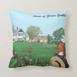 Looking on with Love, Anne of Green Gables Pillow