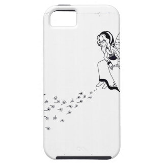 Looking Out iPhone 5 Cover