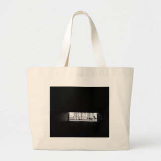 Looking Out Large Tote Bag