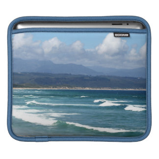 Looking over a beautiful South African Beach iPad Sleeve