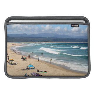 Looking over a beautiful South African Beach MacBook Air Sleeves