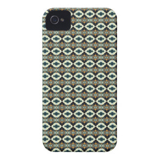 Looking over four-leaf clover pattern iPhone 4 cases