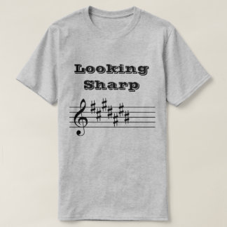 Looking Sharp Band Tee